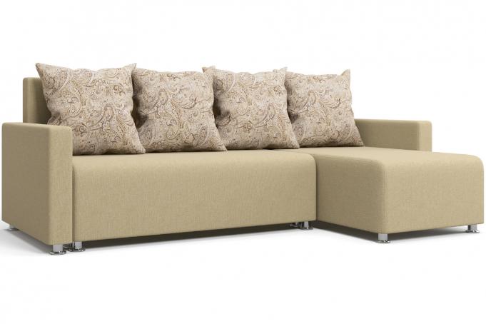 Челси (06) угловой диван-кровать У(П)Л RE 10/Remo Beige