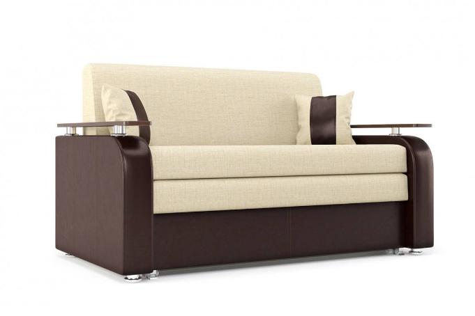 Шоколад диван-кровать Bakara beige 2A/Kolej cp 536