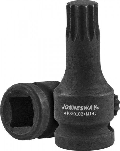 Насадка ударная многоцелевая 1/2''DR М14х60 мм AI050103