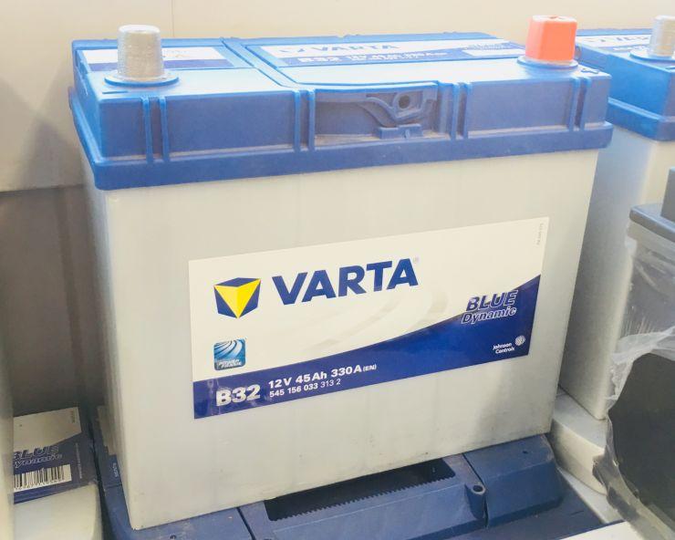 Аккумулятор VARTA Blue Dynamic B32