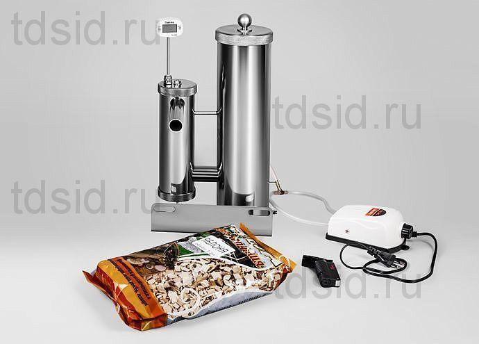 Дымогенератор с фильтром Добрый Жар