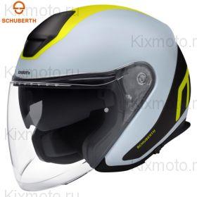 Шлем Schuberth M1 Pro Triple, Жёлтый