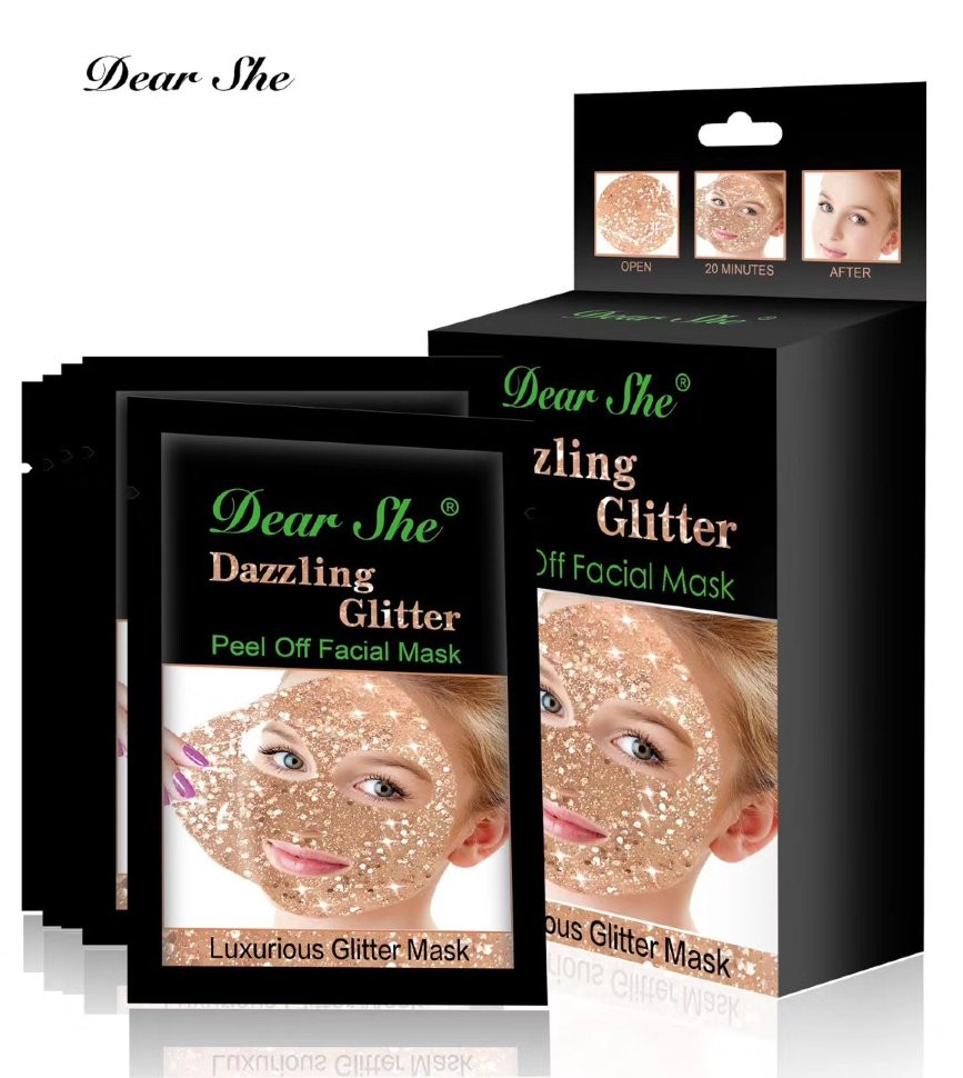 Маска STAR MASK Luxurious Glitter
