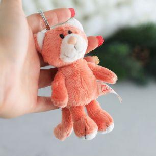 Мягкая игрушка Кот, 10 см