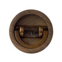 Ручка Venezia U155 для раздвижных дверей матовая бронза