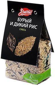 Düyü Bravolli Qəhvıyi və yabanı düyülərin qarışığı, 350 gr