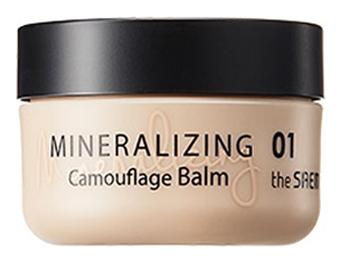 Консилер-бальзам минеральный The Saem Mineralizing Camouflage Balm 10гр