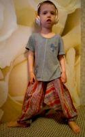 Детские штаны афгани для мальчиков и девочек. Купить в Москве в интернет-магазине или шоуруме