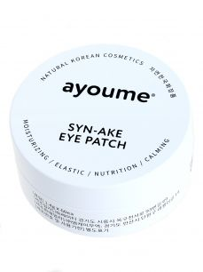 """""""АЮМ"""" SYN-AKE EYE PATCH Патчи для глаз антивозрастные со змеиным пептидом  1,4гр*60"""