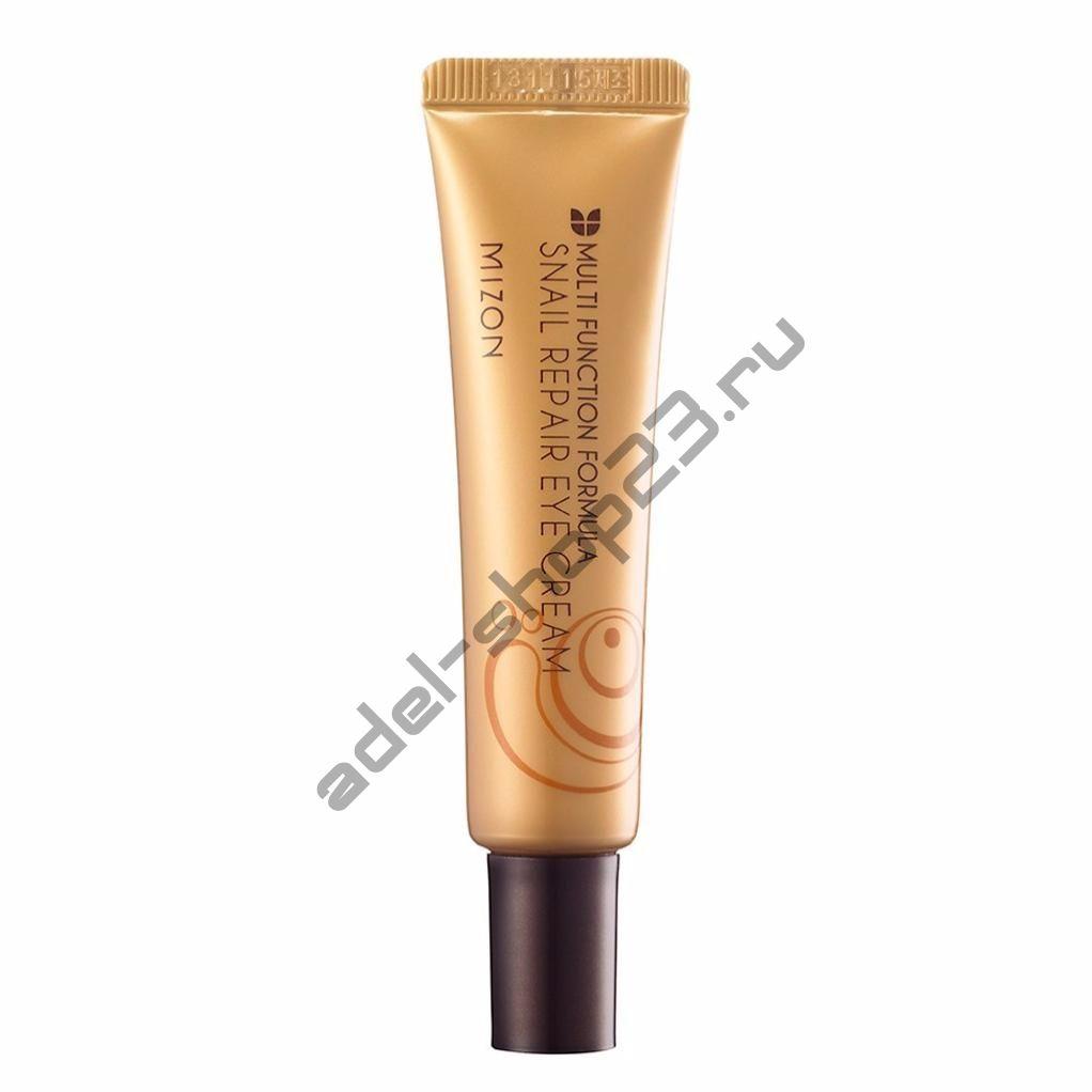 MIZON - Крем для кожи вокруг глаз с экстрактом слизи улитки Snail Repair Eye Cream 15 ml