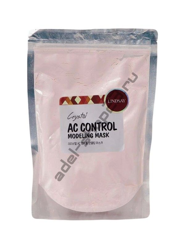 Lindsay - Маска альгинатная для проблемной кожи Premium AC-Control Modeling Mask Pack
