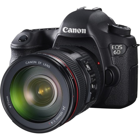 Canon EOS 6D 24-105 IS USM