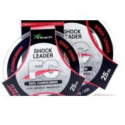 Флюорокарбон Intech FC Shock Leader 25м 0.352mm 7,0кг-15lb