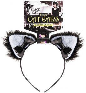 Ушки Черная кошка