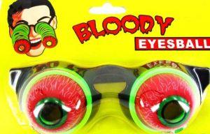Очки кровавые выпадающие