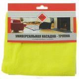 Насадка-тряпка для швабры МИКРОФИБРА 38х40 арт.58041