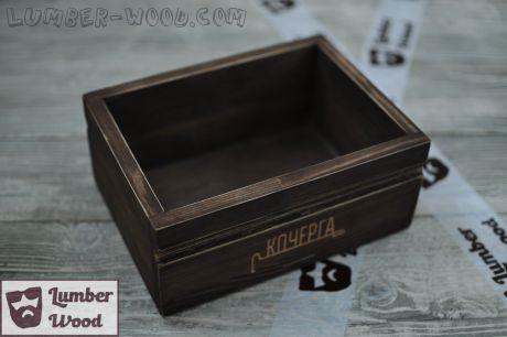 Деревянная коробочка для хлеба. Арт. 1423