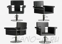 Кресло парикмахерское НИКОЛЬ - фото 2