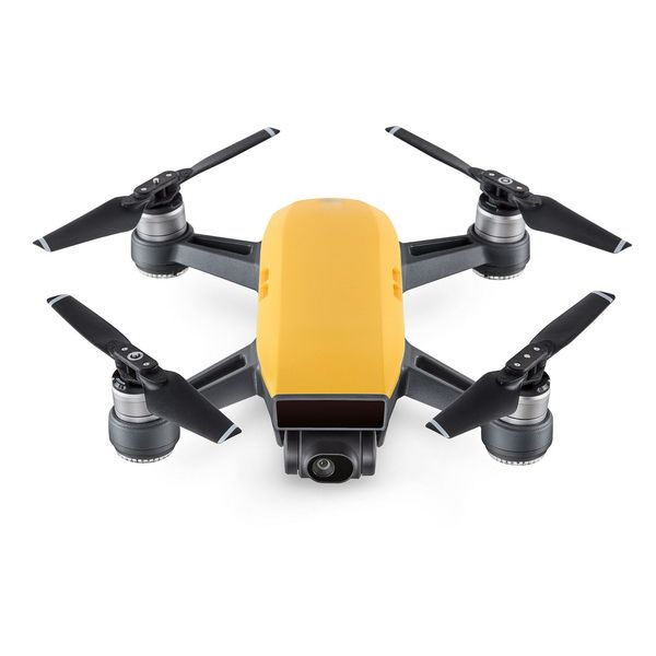 Квадрокоптер DJI Spark (Sunrise Yellow, желтый)