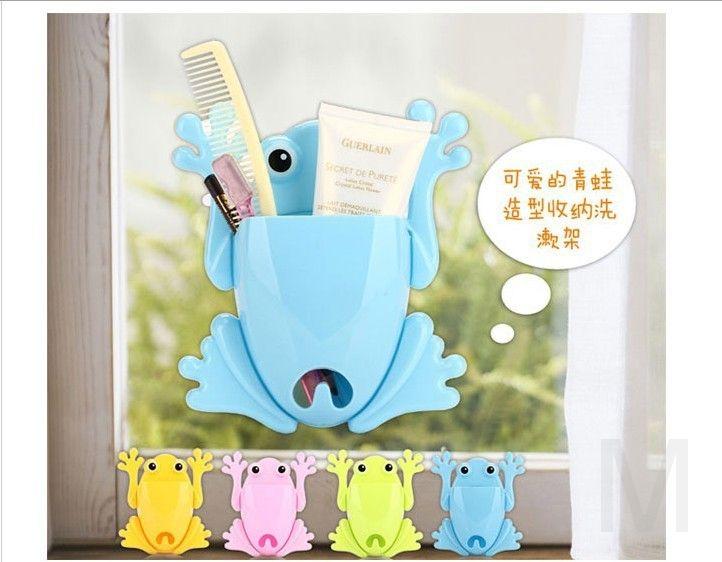 Органайзер для ванной (лягушка)