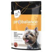 ProBalance ADULT SMALL&MEDIUM Immuno Protection для взрослых собак малых и средних пород, пауч (100 гр )