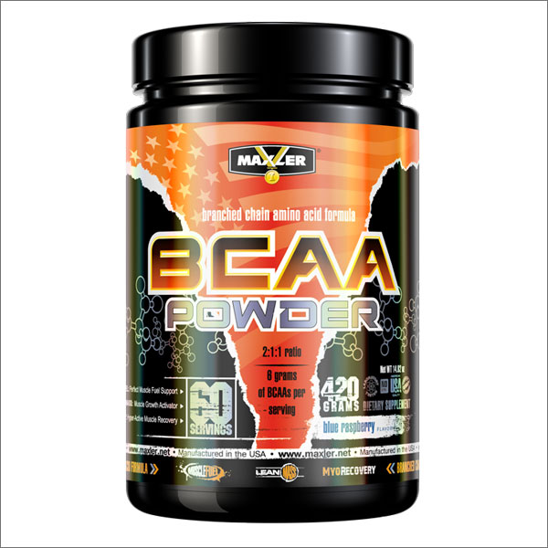 BCAA Powder (420 гр.)