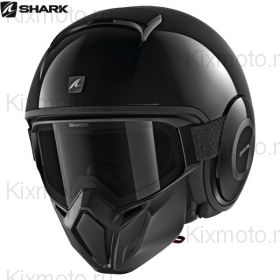 Шлем Shark Street Drak, Чёрный