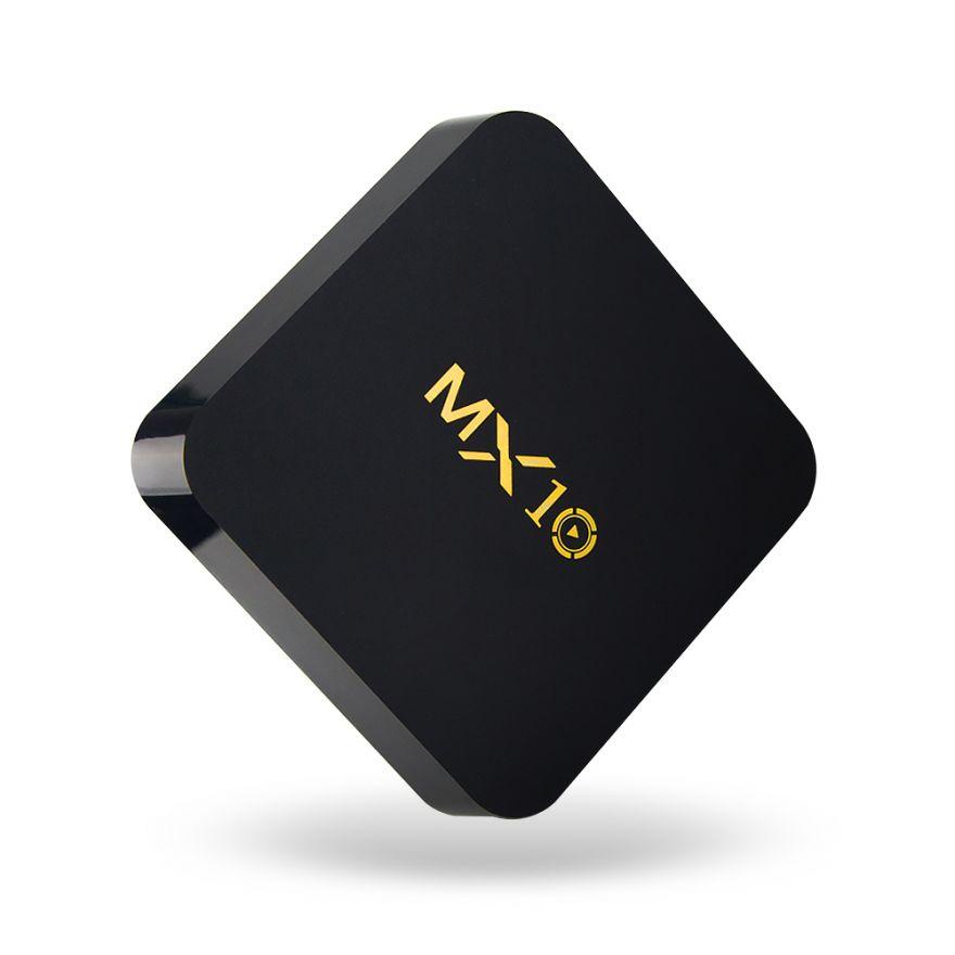 Смарт ТВ приставка MX10 Android 8.1 4/32 Гб