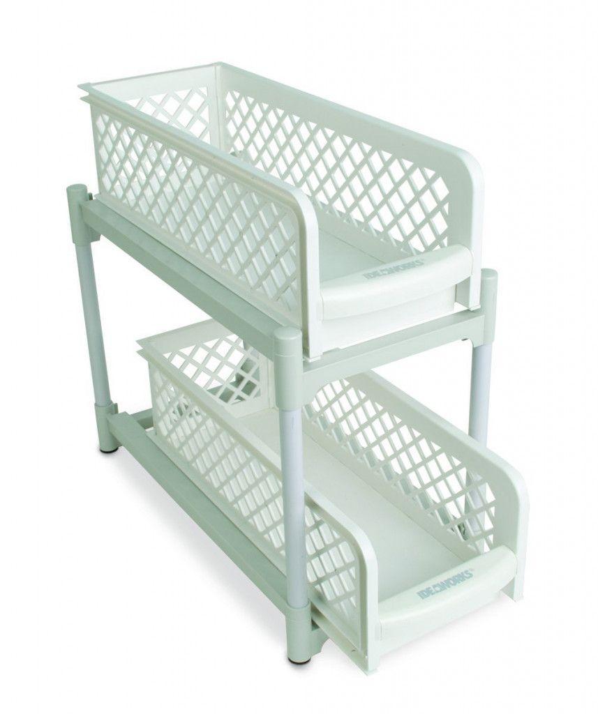 Универсальная стойка с выдвижными ящиками Basket Drawers