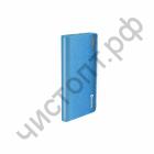 Моб. заряд. устрой. OXION 4000 мАч Li-pol OPB-4007BL 1USB 1A голубой Power bank