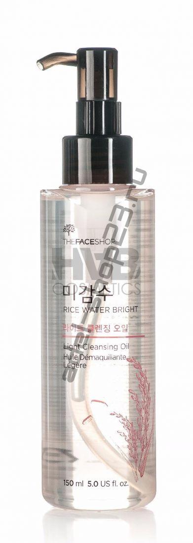 The Face Shop - Гидрофильное масло для жирной кожи с рисовой водой