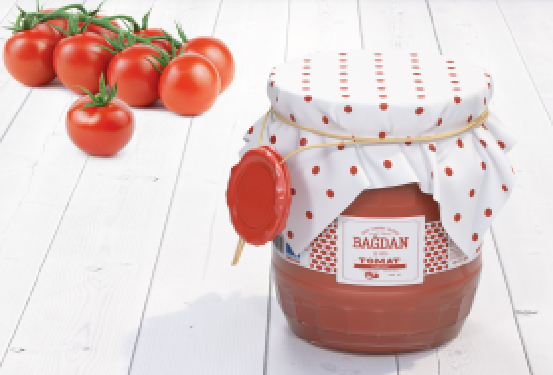 Bağdan Tomat pastasi 720 gr.