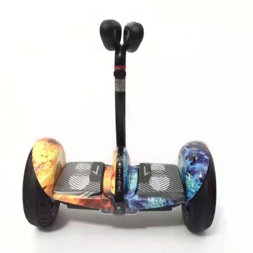 Сигвей MiniRobot mini Разноцветный огонь