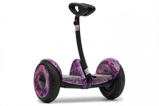 Сигвей MiniRobot mini Космос Фиолетовый