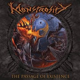 "MONSTROSITY ""The Passage of Existence"" 2018"