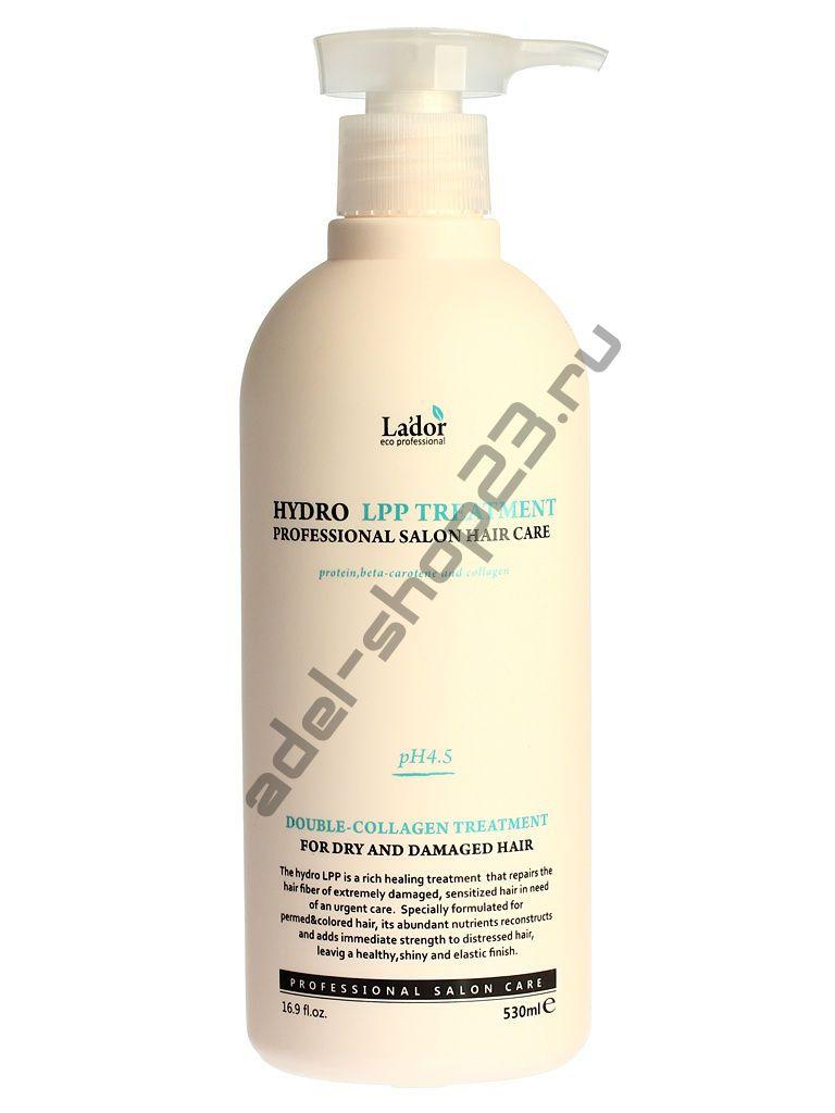 Lador - Восстанавливающая маска для сухих и поврежденных волос - Eco Hydro LPP Treatment (Best seller)