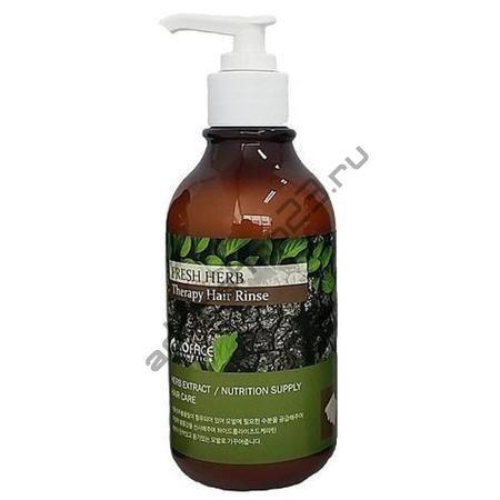 INOFACE - Лечебный бальзам для волос c настоем целебных трав Fresh herb Rinse300ml