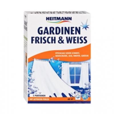 Heitmann Средство для стрики гардин и занавесок 5 пакетиков по 50 гр