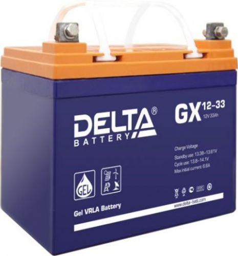 Аккумуляторная батарея GX 12-33