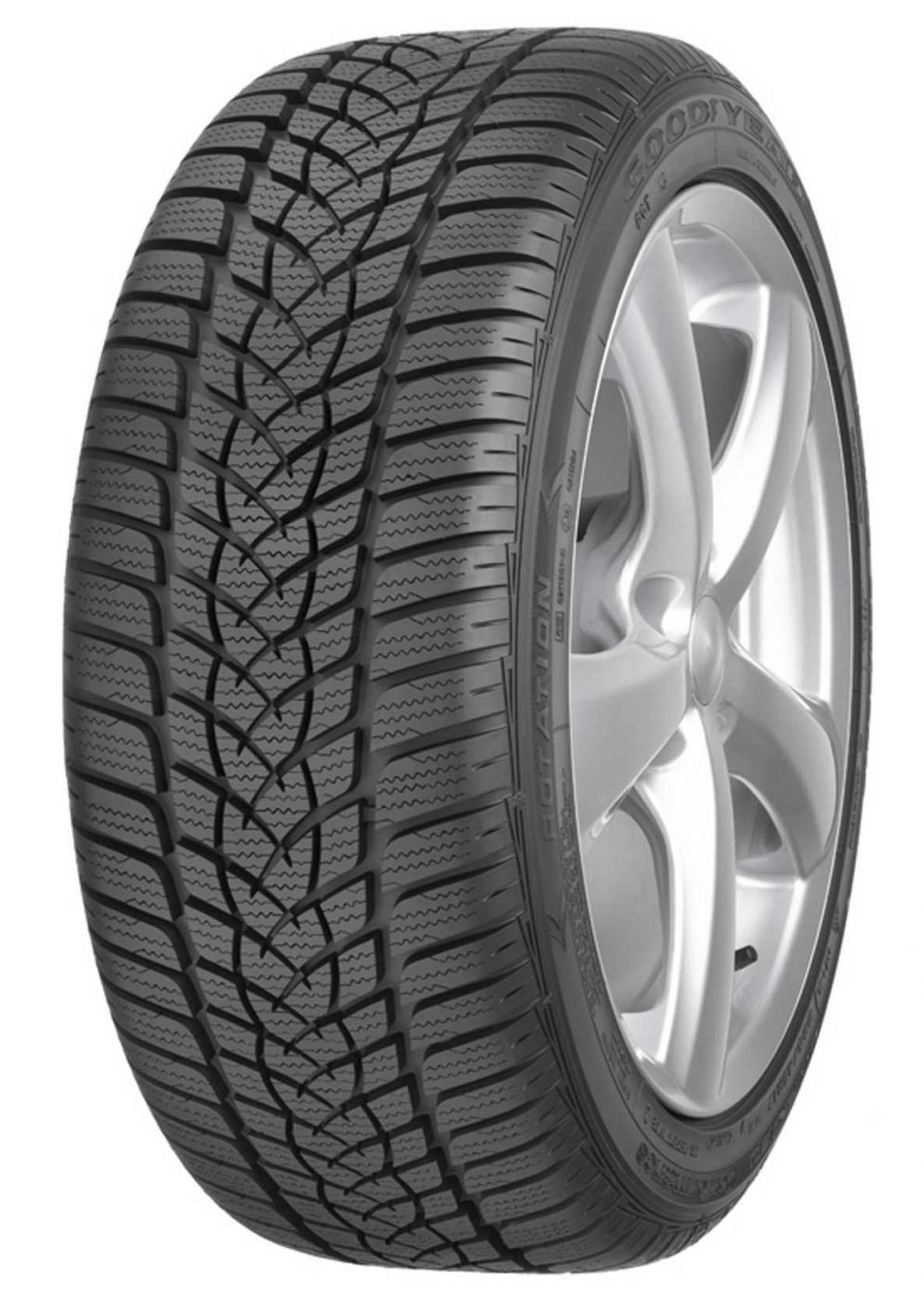 Goodyear 205/55/16  H 91 UG PERFORMANCE 2  Run On Flat