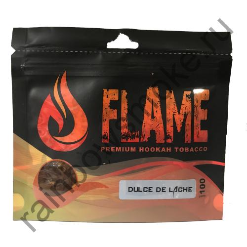 Flame 100 гр - Dulche de Lache (Дульче Де Лече)