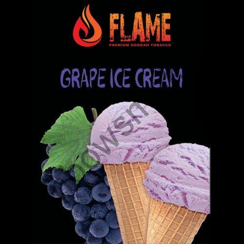 Flame 100 гр - Grape Ice Cream (Виноградное Мороженое)