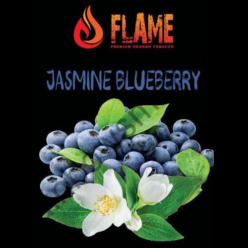 Flame 100 гр - Jasmine Blueberry (Жасмин Черника)