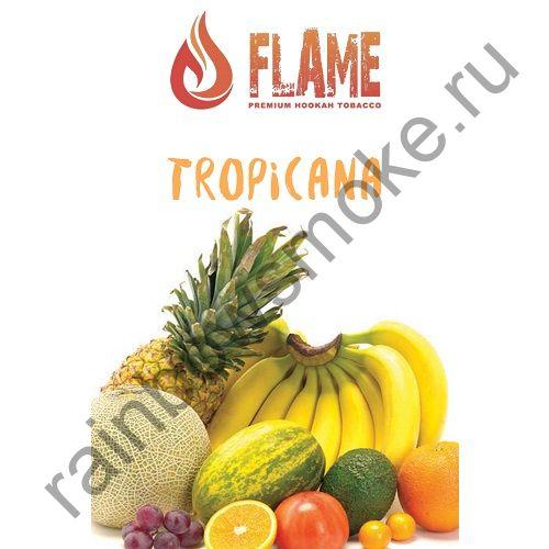 Flame 100 гр - Tropicana (Тропикана)