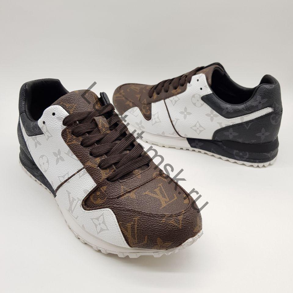 Мужские кроссовки Louis Vuiiton (Луи Виттон) из натуральной кожи ... 84eb0e4b18b