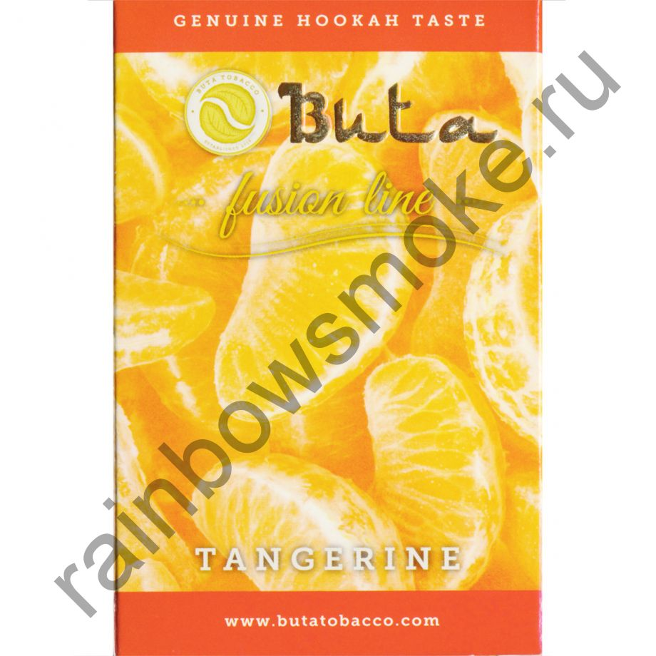 Buta Fusion 50 гр - Tangerine (Мандарин)