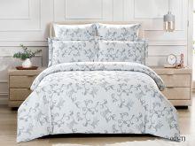 Комплект постельного белья Тенсель-жаккард  2-спальный  Арт.21/003-TJ
