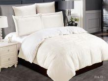 Комплект постельного белья Тенсель-жаккард  2-спальный  Арт.21/004-TJ