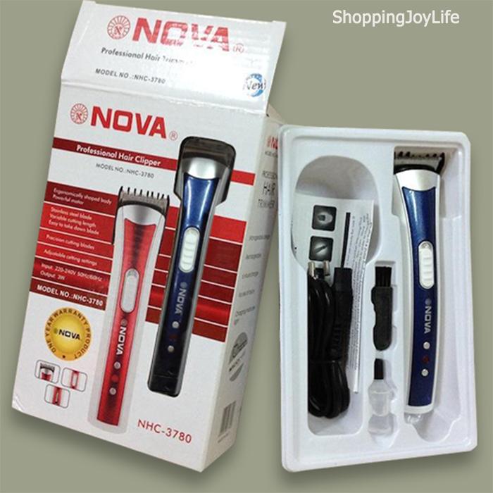 Беспроводной триммер Nova