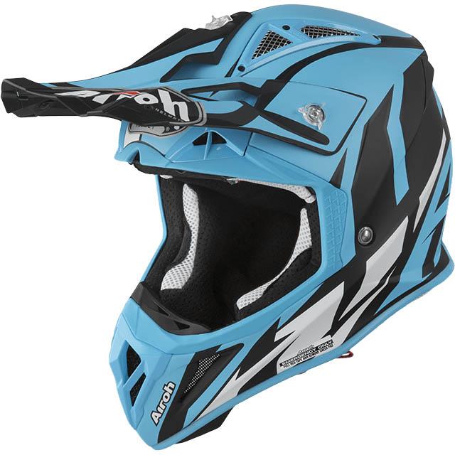 Airoh - Aviator 2.3 Great Azure Matt шлем, синий матовый